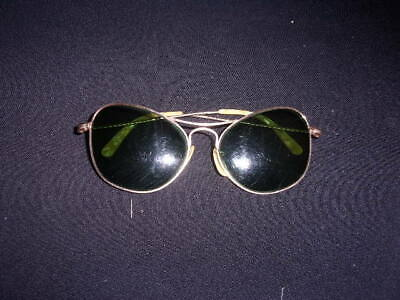 $99.99 • Buy Rare Vintage Mid Century MCM WILLSON SUNGLASSES Wire Frame CAT EYE