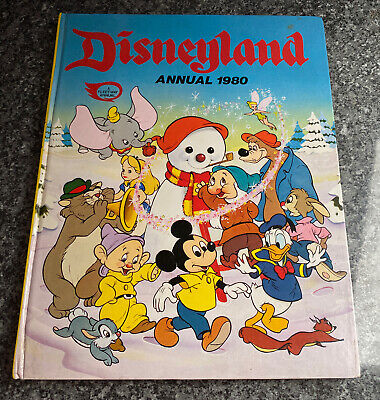 DISNEYLAND ANNUAL 1980 By Uncredited Book The Cheap Fast Free Post • 5.99£