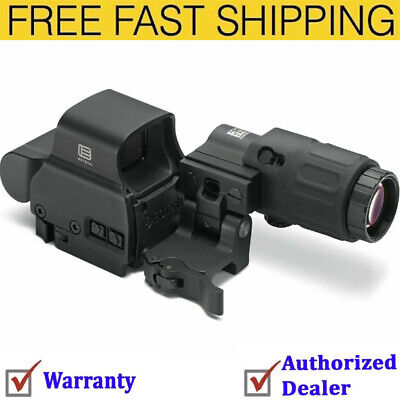 $1105 • Buy New EOTech HSS2 EXPS2-2 Black Holographic Holo Red Dot Sight + G33.STS Magnifier