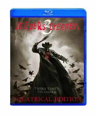 $11.99 • Buy Jeepers Creepers 3 (Blu-ray Disc, 2017)