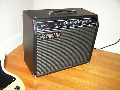$179.99 • Buy Yamaha Fifty 112 Combo Guitar Amp Model G50-112 Needs Recone Or Spkr Replacement