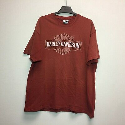 $ CDN32 • Buy Vintage Harley Davidson T Shirt Chilkoot Pass Skagway Alaska Sz. XL USA Made
