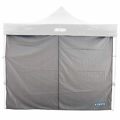 AU34.95 • Buy Kings Outdoor Camping 3x3m Party Gazebo Side Wall Tent Solid Waterproof Portable