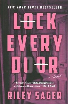 $14.93 • Buy Lock Every Door, Paperback By Sager, Riley, Like New Used, Free Shipping In T...