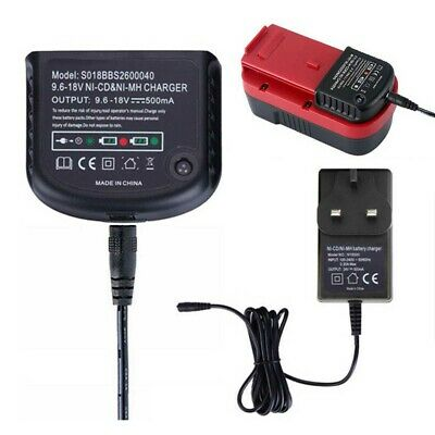Charger For Black Decker 1.2V-18V A1712 A1718 A12 A18 Ni-MH Ni-CD Battery F6B3 • 14.02£