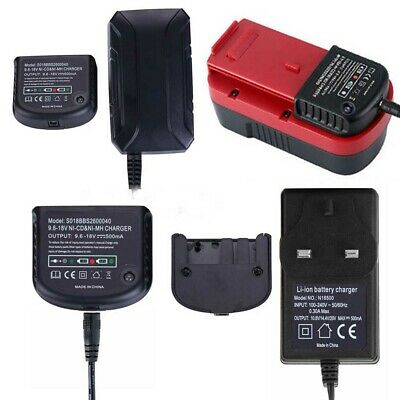 Charger For Black Decker 1.2V-18V A1712 A1718 A12 A18 Ni-MH Ni-CD Battery H6B9 • 14.11£