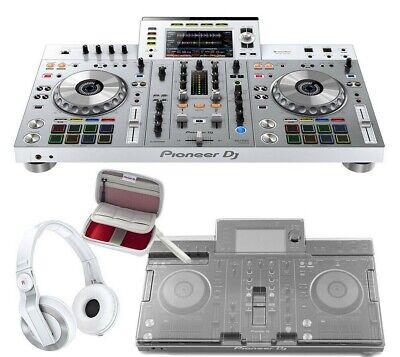 $3000 • Buy Pioneer DJ XDJ-RX2-W Limited White With Dust Cover Headphone USB Porch NEW F/S