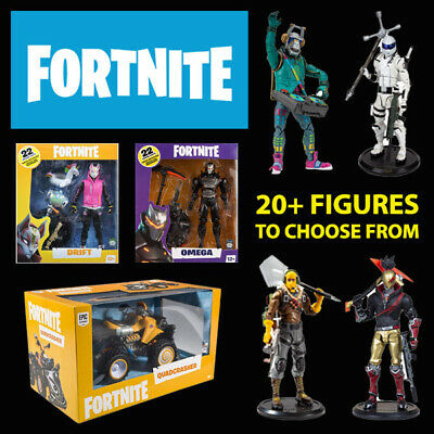 $ CDN42.66 • Buy Fortnite Action Figures Toy Range By McFarlane Toys NEW & BOXED 20+ Characters