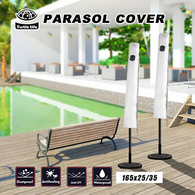 AU13.99 • Buy Outdoor Garden Umbrella Cover Garden Patio Protective Cantilever Parasol