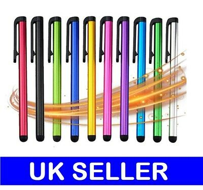 10x Universal Touch Screen Stylus Pen For PDA Tablet IPad Samsung IPhone Huawei • 2.99£