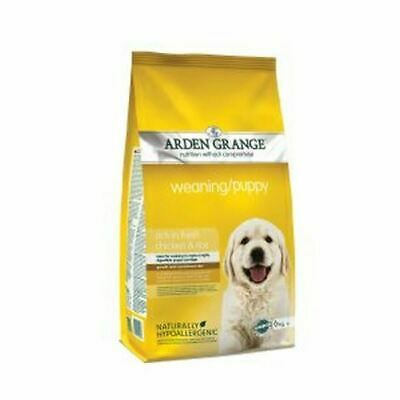 Arden Grange Weaning Food Chicken Rice For Puppy & Pregnant Lactating Dogs 6kg • 29.85£