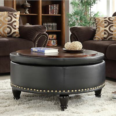 $188.54 • Buy Copper Grove Payara Round Storage Ottoman  N/A