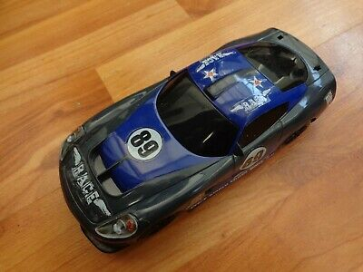Hornby Scalextric Team Pro Lightning Gt #89 Slot Car C19755 • 12.99£