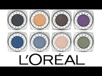 New L'oreal  Infallible Eye Shadow Choose Colour Coconut Shake Or Burning Black • 3.79£