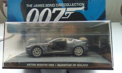 James Bond Car Collection Aston Martin.P&P Discount On Multiple Purchases. • 11.99£