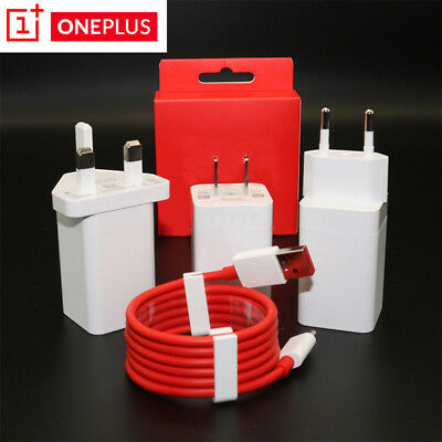 AU20.66 • Buy Oneplus 7/6T/6/5T/5/3T/3 6 Dash 5V/4ATravel Wall Power Fast Charger+USB-C Cable