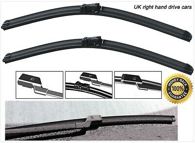 For Volvo XC60 2008-2016 Brand New Front Windscreen Wiper Blades 26 20  • 8.60£