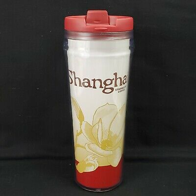 $ CDN23.09 • Buy Starbucks Shanghai China Travel CUP Tumbler 2004 Product 12 Oz USED