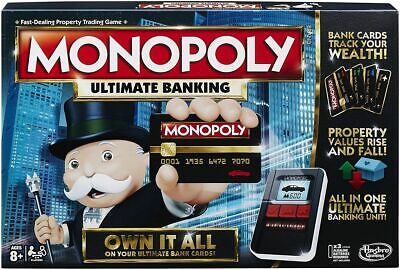 $37.99 • Buy Monopoly Ultimate Banking Board Game