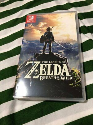 $57 • Buy Legend Of Zelda: Breath Of The Wild - Nintendo Switch