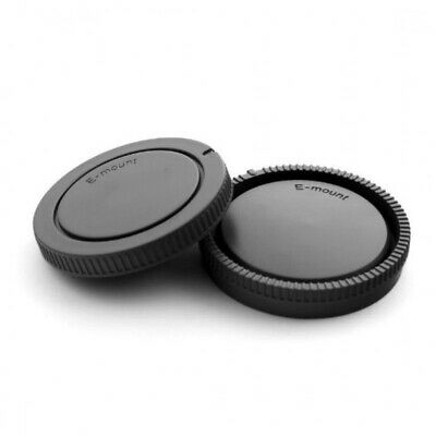$ CDN9.81 • Buy Camera Body+Rear Lens Cap For Sony E-Mount NEX- 7 NEX5N NEX -6 A6000 A7 A7R A7II