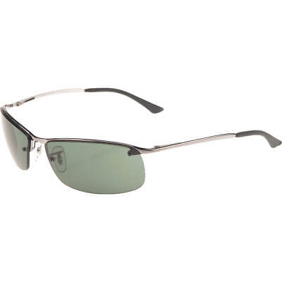 $79.99 • Buy Ray-Ban Wrap 3183 002/81 63-15