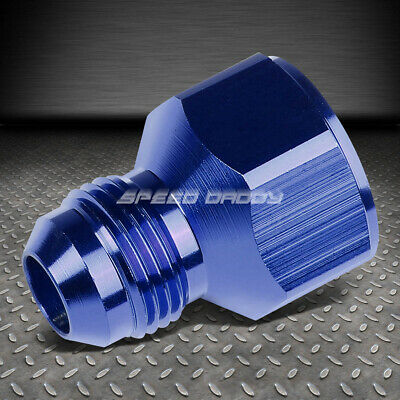 $4.86 • Buy 10an An10 Female Flare To Male 8an An8 Blue Aluminum Finish Fitting Adapter