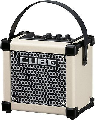 AU258.18 • Buy Roland Guitar Amplifier MICRO CUBE GXW White In Box From Japan