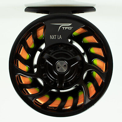 $ CDN121.81 • Buy Temple Fork Outfitters TFO NXT Large Arbor Fly Reel With Included Fly Line