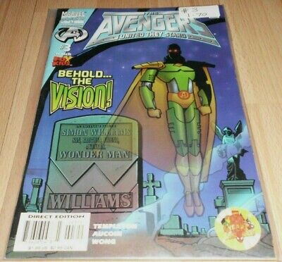 Avengers United They Stand (1999-2000 Marvel Animated) #3 • 7.95£