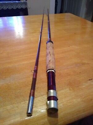 $44.99 • Buy Vintage Garcia Conolon 8'6  2pc #2537T Dry Fly Act Fly Rod Very Nice Made In USA