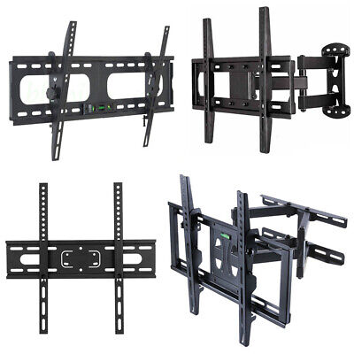$17.52 • Buy Full Motion TV Wall Mount Swivel Bracket For Vizio TCL 32 43 47 50 60 70 80 Inch