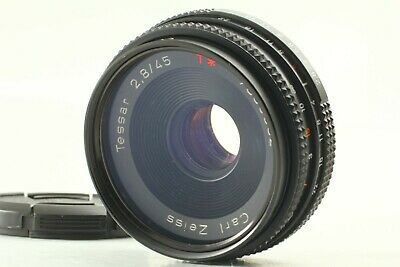 $179.99 • Buy [Excellent++++] CONTAX Carl Zeiss Tessar T* 45mm F/2.8 MMJ For RTS II III