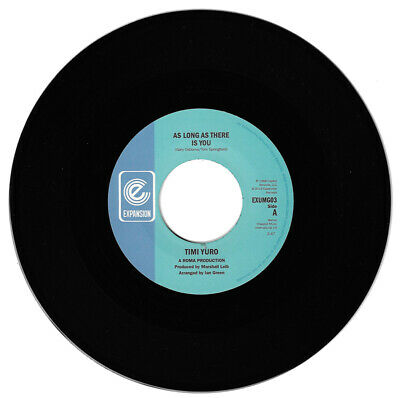 Timi Yuro It'll Never Be Over For Me / As Long As There Is You Northern Soul • 11.99£