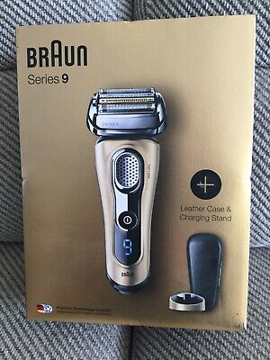 View Details Braun Series 9 9299ps Gold Edition Electric Razor, Wet And Dry New • 117.00£