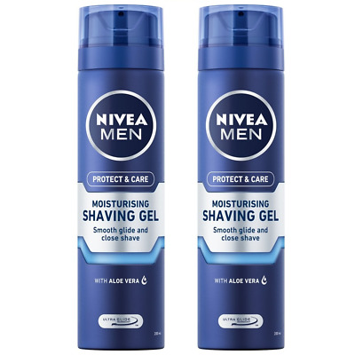 NIVEA Protect & Care Anti-Perspirant Deodorant Roll-On 50ml - 48hr Protection • 4.99£