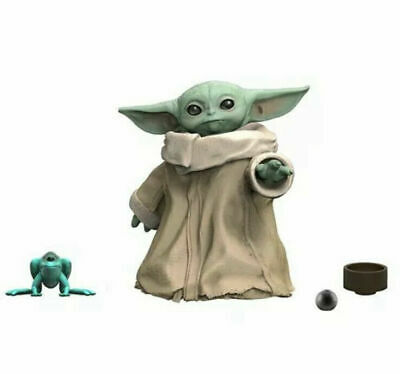 $10.99 • Buy Star Wars Black Series Mandalorian The Child Baby Yoda Action Figure IN HAND New