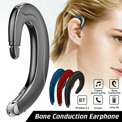 $12.99 • Buy Wireless Bluetooth 5.0 Earphones Bone Conduction Earpices Earbuds Stereo Headset