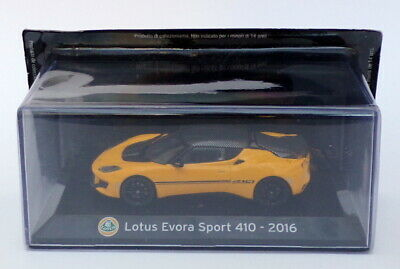 $ CDN54.73 • Buy Altaya 1/43 Scale AT26320P - 2016 Lotus Evora Sport 410 - Yellow