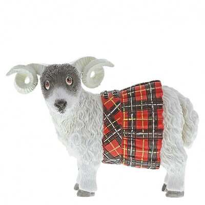 £8.76 • Buy Border Fine Arts Countryside Couture Fiona Sheep A28998 9cm Figurine. New In Box