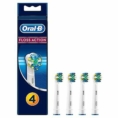 AU22.99 • Buy Oral-B Floss Action Electric Rechargeable Toothbrush Replacement Heads