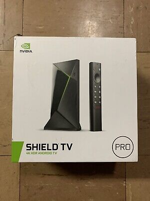 $ CDN361.65 • Buy NVIDIA Shield Android TV Pro | 4K HDR Streaming Media Player BRAND NEW