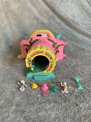 $ CDN34.29 • Buy Teeny Weeny Fashion Show Camera - Vintage Toy With Figures