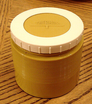 AU12.88 • Buy THERMO JAR King Seeley THERMOS VTG Harvest Gold # 1155 Insulated Soup Server