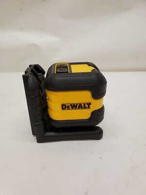 $24.50 • Buy DEWALT DW08802 Red Cross Line Laser Level 1/B64727B