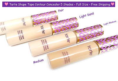 $10.99 • Buy ♡ Tarte Shape Tape Contour Concealer 5 Shades - Full Size - Free Shipping. ♡