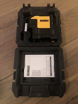 $120 • Buy Dewalt 165' Range 5 Spot Multi-Line Laser Level - DW0851 W/ Case