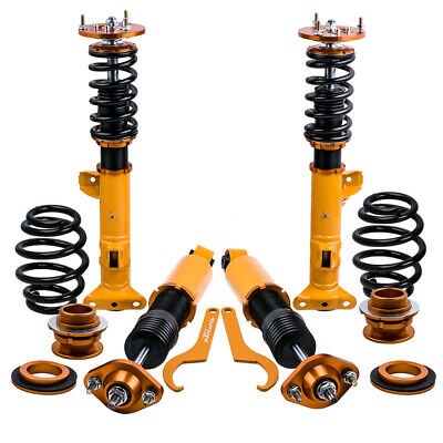 $249.65 • Buy Coilover Fit For BMW 3 Series E36 1991-1999 Adjustable Height Suspension Kit
