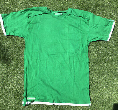 OFFICIAL Green/White HEINEKEN T Shirt - Size Small With Rear Logo+opener • 14.95£