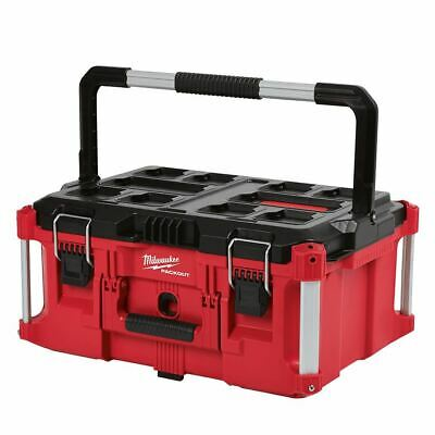 View Details Milwaukee 48-22-8425 PACKOUT Large Tool Box • 79.00$